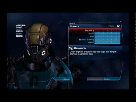 Mass Effect: 3 - Ex-Cerberus Adept Guide - Damien