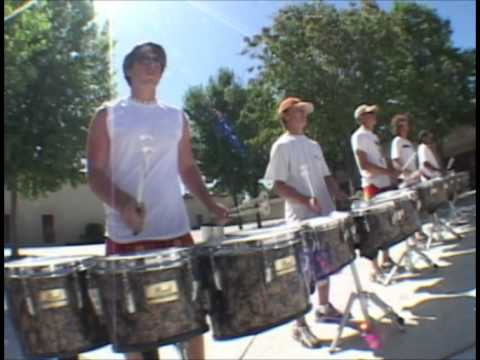 Double Beat - SCV Drum Line 2004