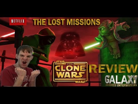 Star Wars The Clone Wars The Lost Missions Star Wars The Clone Wars