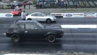 1973 LS1 Powered AMC Gremlin 12.69 @ 110MPH