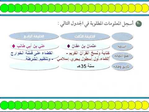حل كتاب التربية الاجتماعية خامس ف2