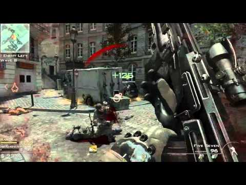 Call of Duty : Modern Warfare 3 - Survival Mode Footage by LEMYA