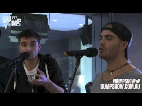 The Wanted Perform 'Walks Like Rihanna' | The Bump