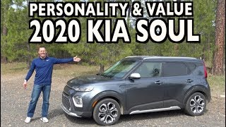 Drive & Review: 2020 Kia Soul on Everyman Driver