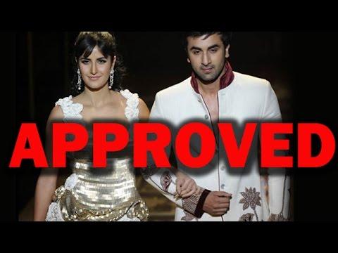 Katrina Kaif ACCEPTS her relationship with Ranbir Kapoor - TOP STORY!