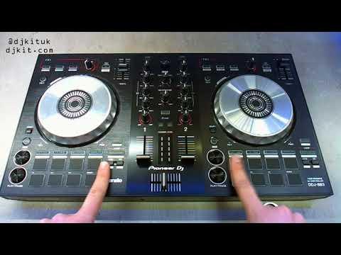 Pioneer DDJ-SB3 Controller - DJKit Unboxing, First Look & Review