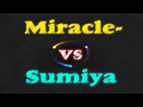 Миракл впервые попал против Сумии на Инвокере
