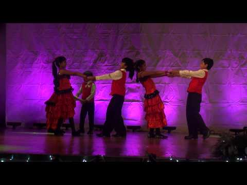 Kcs Jingle Bells 2012 - Vaarayo Vaarayo Dance video