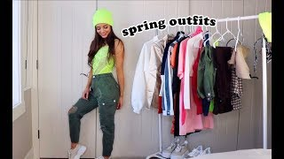 SPRING OUTFITS 2019 | BooHoo
