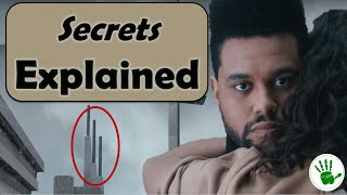 Secrets The Weeknd Hidden political meaning explained