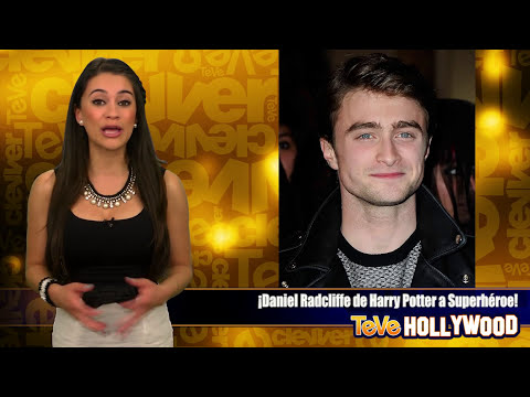 Daniel Radcliffe de Harry Potter a Superhéroe