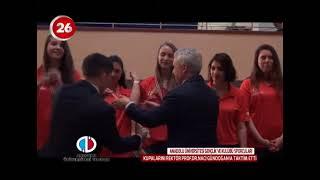 Anadolu Üniversitesi ve Spor | 31 Mayıs 2017