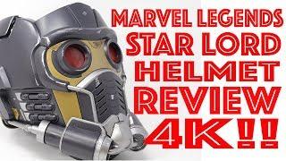 download lagu Marvel Legends Star Lord Helmet Prop Cosplay Review 4k gratis
