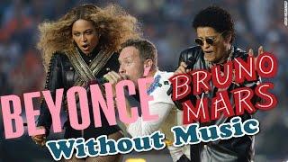 Download Lagu Beyonce & Bruno Mars - SHREDS - Superbowl - Without Music Gratis STAFABAND