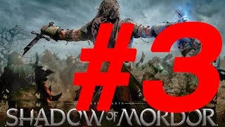 "Shadow Of Mordor - Gameplay ITA - Walkthtrough #3 ""La faccenda è seria"""
