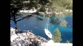 Provenza, Cassis in camper - Provence, Cassis en camping-car