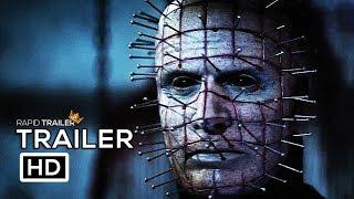 HELLRAISER: JUDGMENT Official Trailer (2018) Horror Movie HD