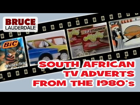 Old South African Adverts