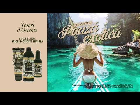 Tesori d'Oriente - Descopera Tesori d'Oriente Thai Spa si castiga o excursie in Thailanda