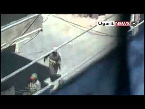 Arab nations break silence, slam Syria violence - World news - Mideast N. Africa - msnbc.com.flv