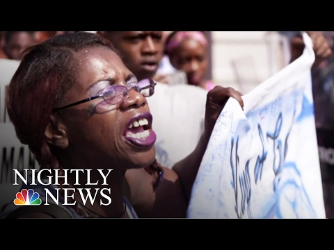 Michael Brown Shooting Sparks FBI Investigation | NBC News
