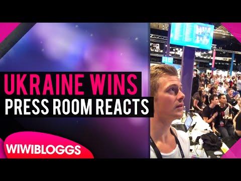 Ukraine's Jamala wins Eurovision 2016 — press room reaction   wiwibloggs