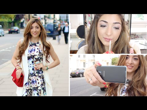 Get Ready With Me: London Fashion Week Edition | Amelia Liana