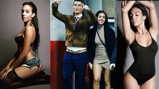 Cristiano Ronaldo and girlfriend Georgina Rodriguez
