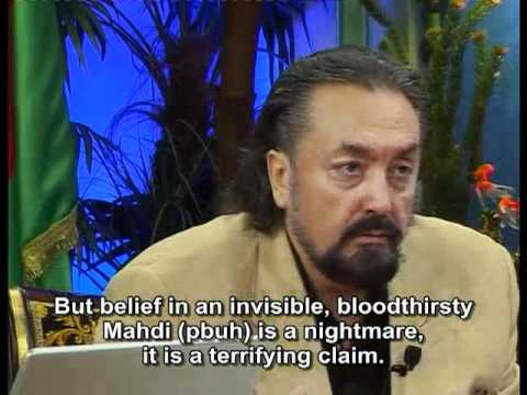The reason why Iran is regarded as a threat - Adnan Oktar