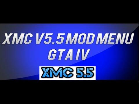 (GTA IV Xbox 360) XMC V5.5 ModMenu Public ISO Mods