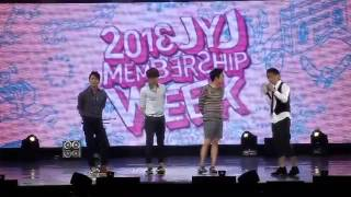【VIDEO】JYJ Membership Week 2013 (for Japanese fans)