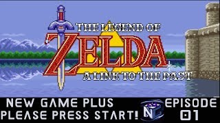 Part 1: Link to the Past - New Game Plus: Please Press Start!