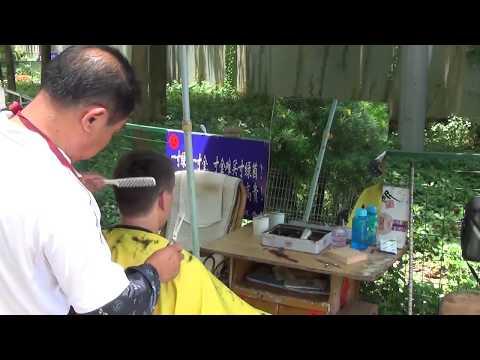 Жизнь в Китае #2: Где стригутся бомжи и сколько стоит стрижка?