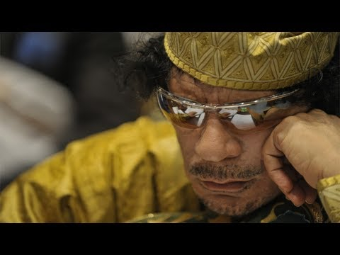 The Truth About Muammar Gaddafi video