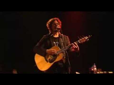 Gary Louris playing Save It For a Rainy Day in Lleida