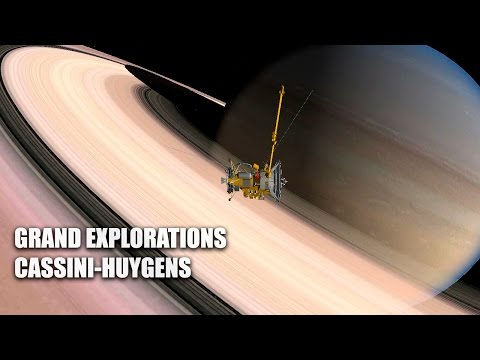 Grand Explorations: Cassini-Huygens - Orbiter Space Flight Simulator