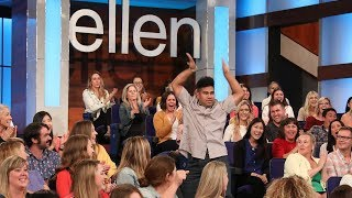 Ellen and tWitch Play 'Do You Think They Can Dance?'