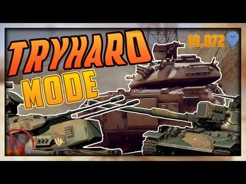 WT || Tryhard Mode - Technical Mistakes [Type 90 Grind] thumbnail