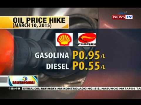 BT: Oil price hike, ipatutupad