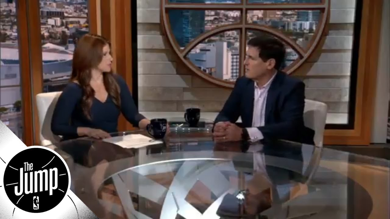 Mark Cuban reflects on his handling of Mavericks' workplace: 'I have no excuse'   The Jump   ESPN