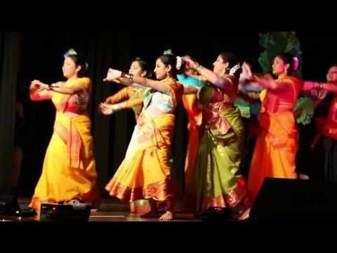 Koel Bangla Folk Dance Sydney video