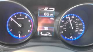 2016 Subaru Outback Review of What's New and My Lane Keep Assist Demo