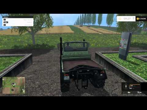 Farming Simulator 15 - The Straw Swath Mythbuster