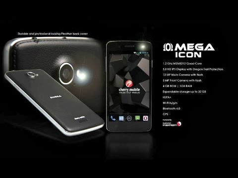 Cherry Mobile Omega Icon custom ROM and KITKAT update