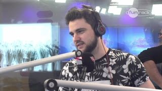"Petit Biscuit en interview dans le ""Before Party Fun"""