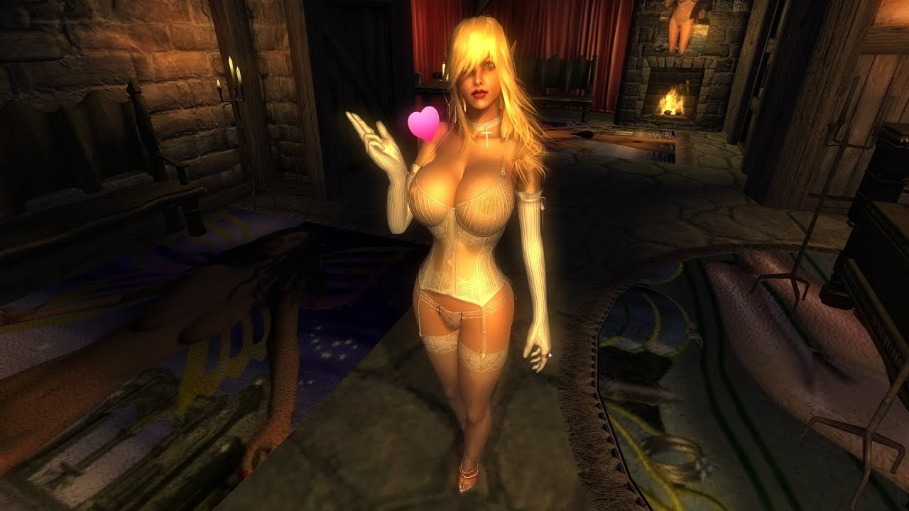 Tes oblivion having sex mods fucks vids