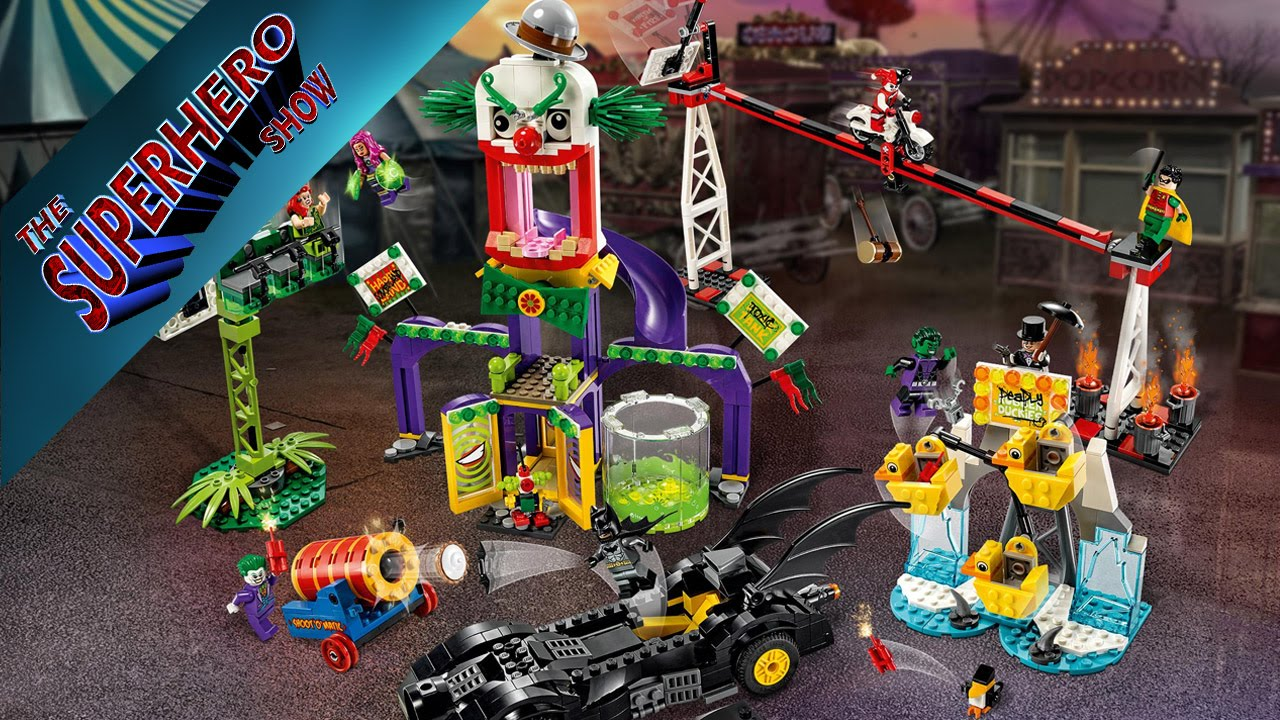 Which New Batman LEGO Set Should You Buy?