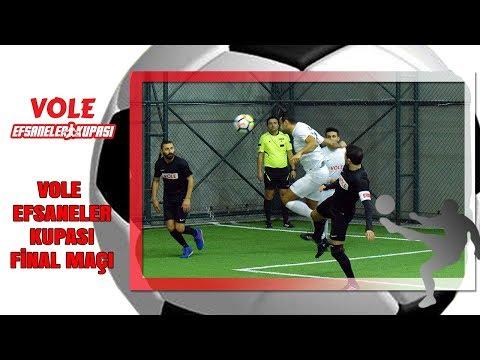 Vole Efsaneler Kupası final maçı