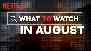 New on Netflix US (feat. Marlon Wayans) | August | Netflix