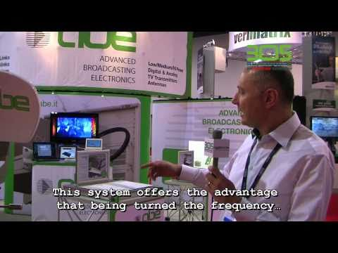 NAB 2010: ABE Radio & Microwave Links